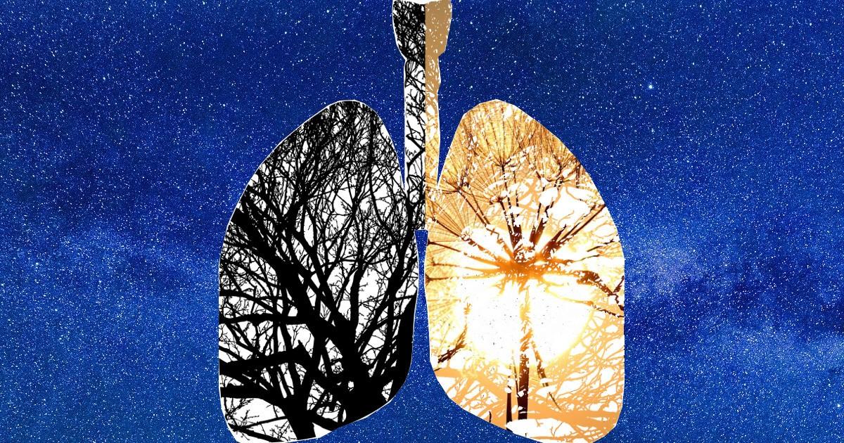Poumons Sombres Lumineux